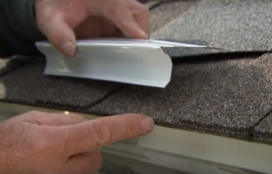 gutter cover repair